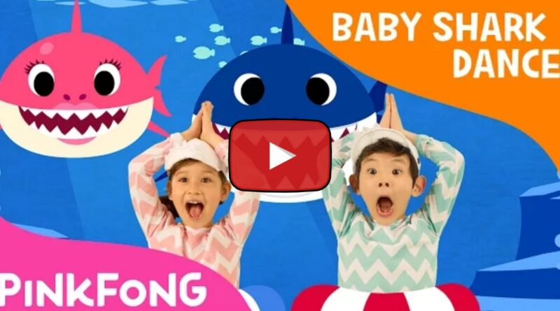 Baby Shark song broke all YouTube records | most viewed video on YouTube