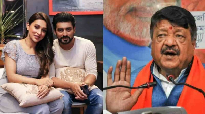 Actor Ankush Hazra and BJP or TMC Party