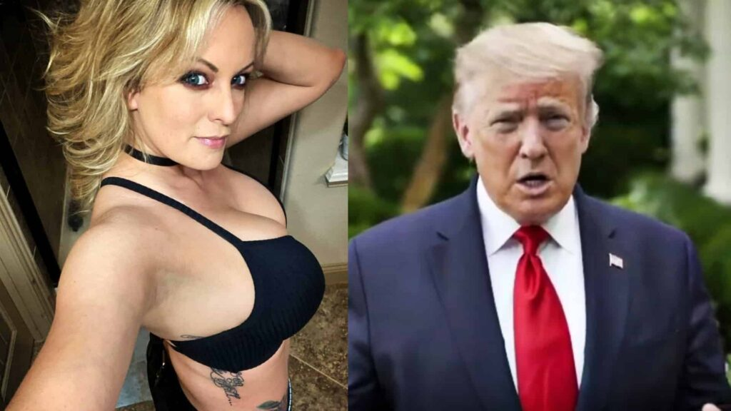 Donald Trump Stormy Daniels: 'Worst 90 Seconds of My Life' Former Adult Film Star Stormy Daniels on Alleged Relation with Donald Trump