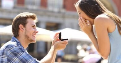 Propose Your Dream Girl: 10 Romantic Ways to Celebrate Valentine's Day and Make Special.