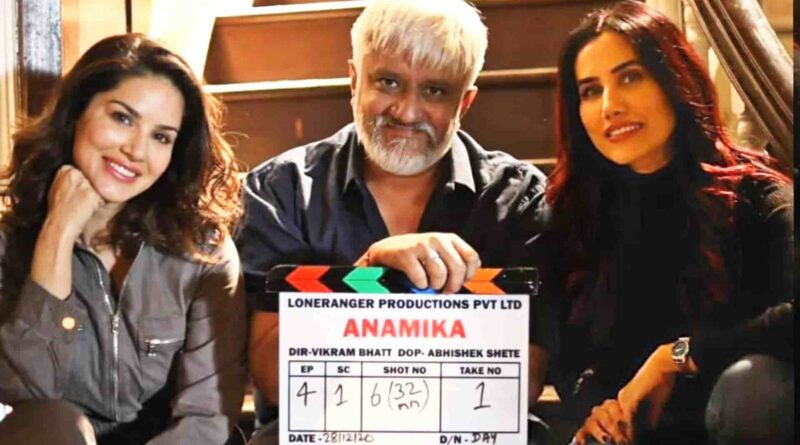 Sunny Leone's Anamika: Hooligans arrive on the sets of Sunny Leone's Anamika' demands Rs 38 lakhs.