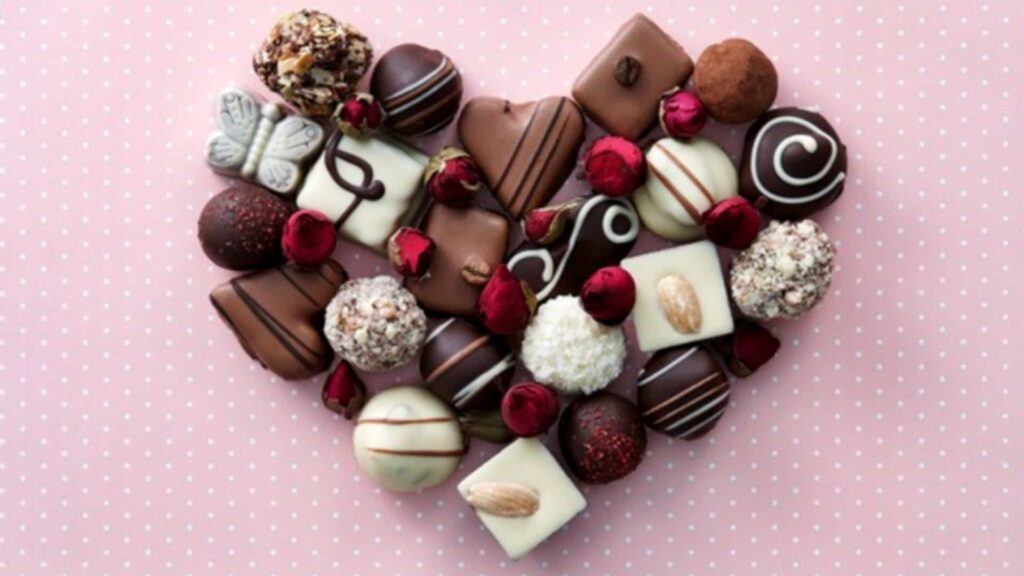 Sweets for Your Sweet: 10 Romantic Ways to Celebrate Valentine's Day and Make Special.