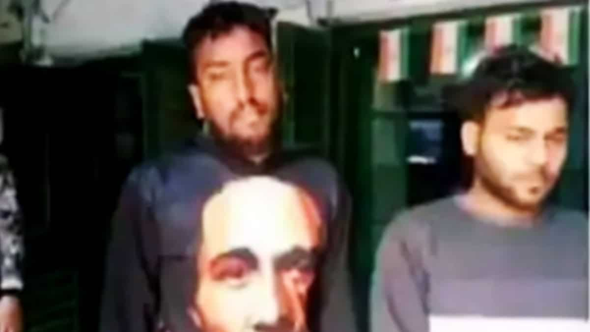 WB police arrested a delivery boy who is accused of raping 66 woman