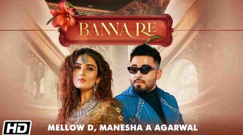 BANNA RE LYRICS - Mellow D, Manesha | Sonali Kukreja | Bundu Khan