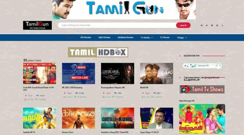 Tamilgun Yogi: Tamil Guns Movie Downloading, Tamil Dubbed Movies Tamilgun Isaimini