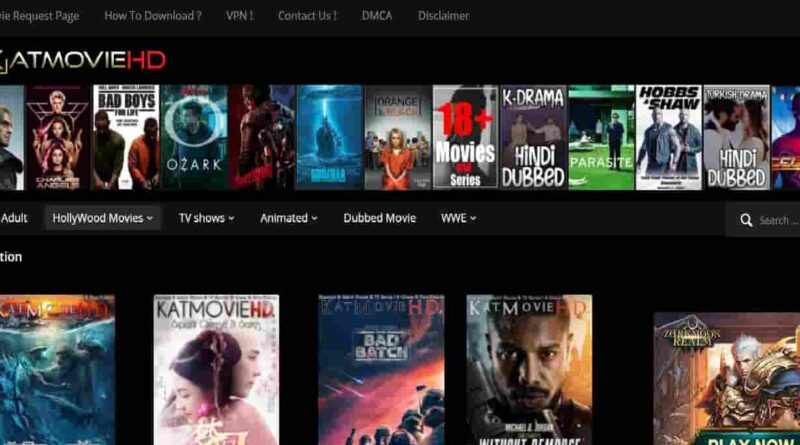 KatmovieHD Katmovie HD Hollywood, Bollywood, Dubbed Movies Download, Kat Movie